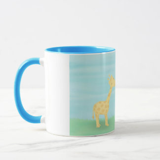 Mother & Baby Giraffes Mug