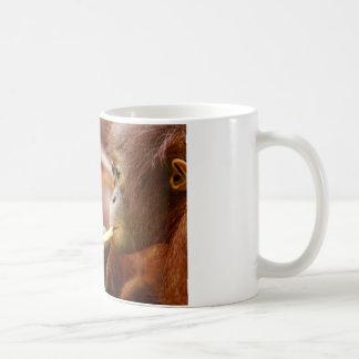 Mother & Baby Orangutan Coffee Mug