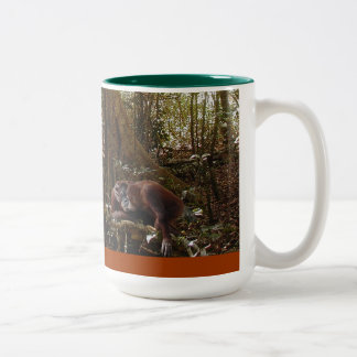 Mother & Baby Orangutan Wildlife-supporter Mug