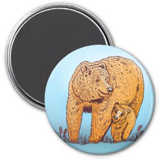 Mother Bear Magnet