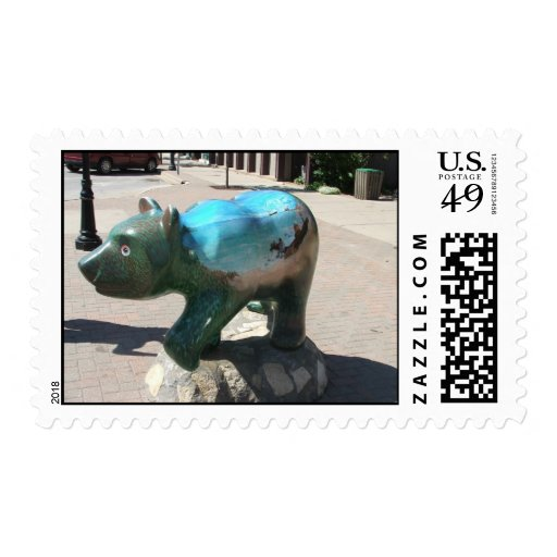 Mother Bear Postage