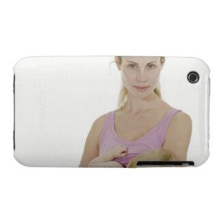 Mother breastfeeding her baby. 2 iPhone 3 case
