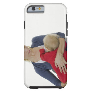 Mother breastfeeding her baby. tough iPhone 6 case