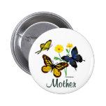 Mother Butterflies Pin