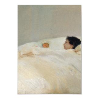 Mother by Joaquín Sorolla Card