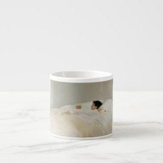 Mother by Joaquín Sorolla Espresso Cup