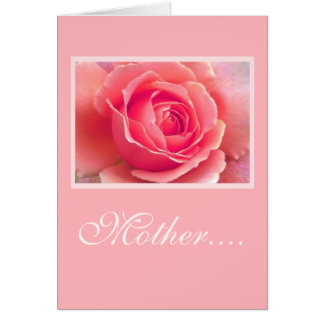 Mother .... - Card