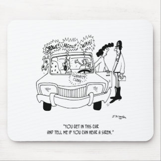 Mother Cartoon 4180 Mouse Pad