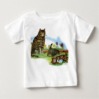 Mother Cat with Kittens Shirt