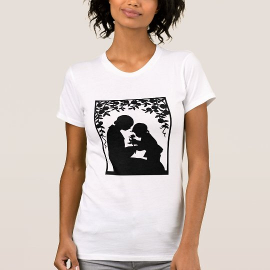 Mother & Child Silhouette T-Shirt
