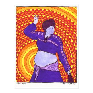 Mother Dancer Postcard