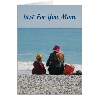 Mother & Daughter Card