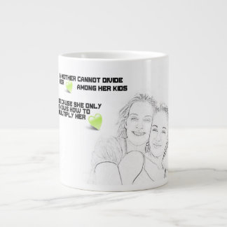 Mother Daughter Love Mug