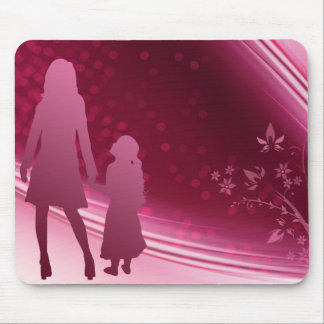 Mother - Daughter Mouse Pad