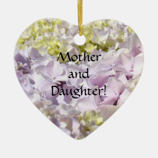 Mother & Daughter! Ornaments Forever Hydrangeas