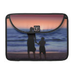 Mother Daughter Sunset Sleeves For MacBook Pro