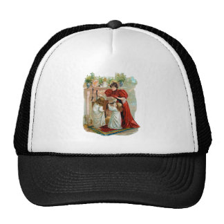 Mother & Daughters on the Night Before Christmas Trucker Hat