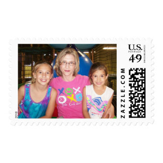 Mother & Daughters Stamp