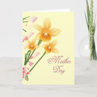 Mother Day Card card