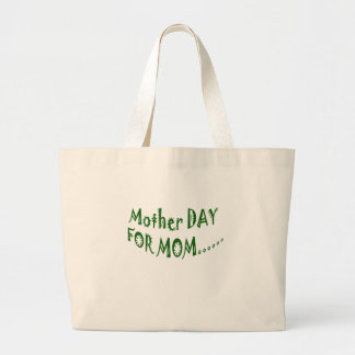 Mother Day For Mom beHappy together Tote Bag