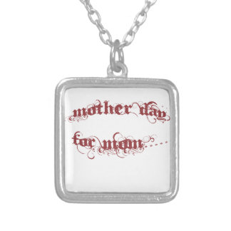 Mother Day For Mom Necklaces