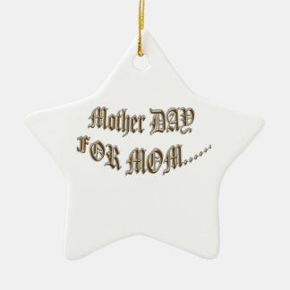 Mother Day For Mom Christmas Tree Ornaments