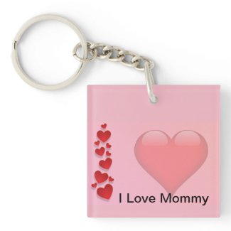 Mother' Day Key Chain