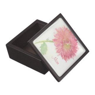 Mother Day Pink Chrysanthemum Premium Gift Box