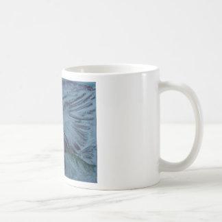 Mother Eagle Feeding Her Young Coffee Mug
