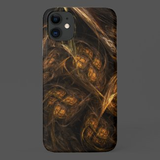 Mother Earth Abstract Art Case-Mate iPhone Case