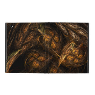 Mother Earth Abstract Art iPad Case