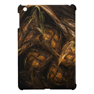 Mother Earth Abstract Art iPad Mini Cases