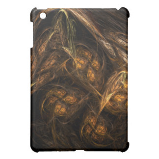 Mother Earth Abstract Art iPad Mini Covers