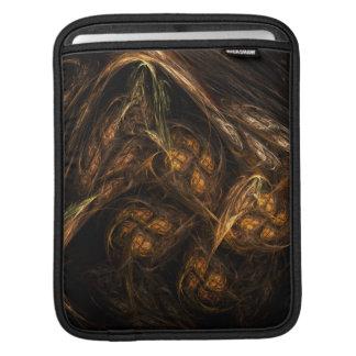 Mother Earth Abstract Art iPad Sleeve