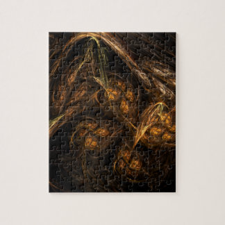 Mother Earth Abstract Art Jigsaw Puzzle