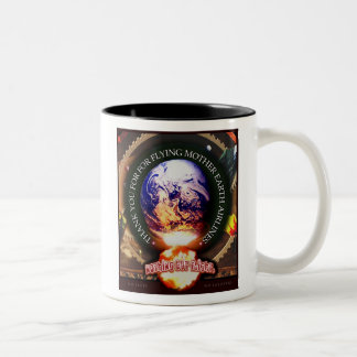 Mother Earth Airlines Mug