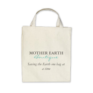 Mother Earth Boutique Tote Bags