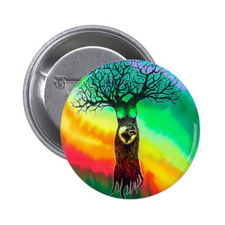Mother Earth Button