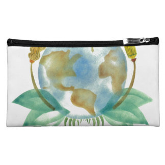 Mother Earth Clean Her Up Makeup Bag