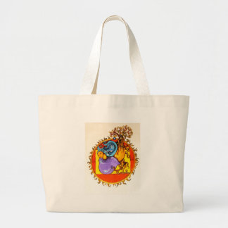 Mother Earth Collection in color Canvas Bag