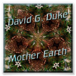 Mother Earth Cover Poster