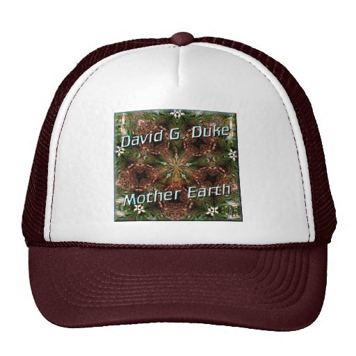 Mother Earth Cover Trucker Hat
