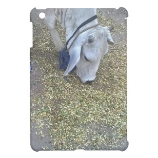 Mother Earth Cow Taking Grass Case For The iPad Mini