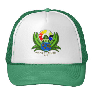 Mother Earth day Trucker Hat