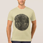 Mother Earth distressed Tee Shirts