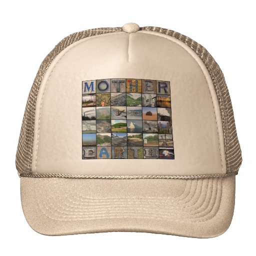 Mother earth hat