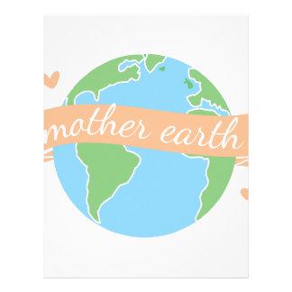 Mother Earth Letterhead