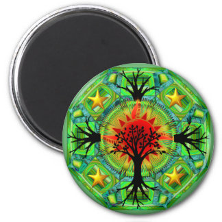 Mother Earth Magnet