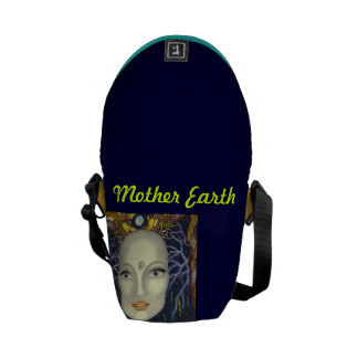 Mother Earth Courier Bags