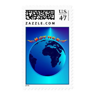 Mother Earth PosterP Postage